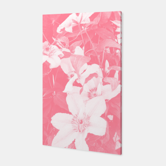 Miniaturka clematis 2 pw Canvas, Live Heroes