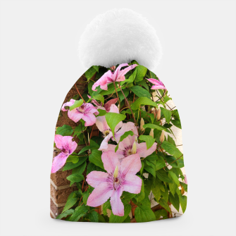 clematis 2 orig Beanie thumbnail image