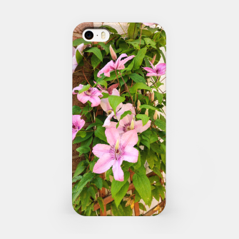 clematis 2 orig iPhone Case thumbnail image