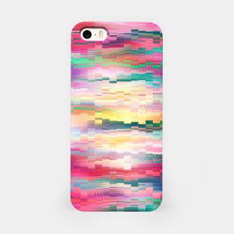 Vivid Pattern iPhone Case obraz miniatury