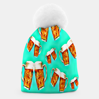 Beers forever-Blue Gorro thumbnail image