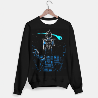 Thumbnail image of Hello! Sudadera regular, Live Heroes