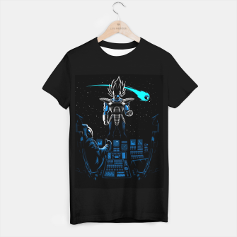 Thumbnail image of Hello! Camiseta Regular, Live Heroes