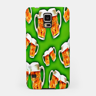 Miniaturka Beers forever-Green Carcasa por Samsung, Live Heroes