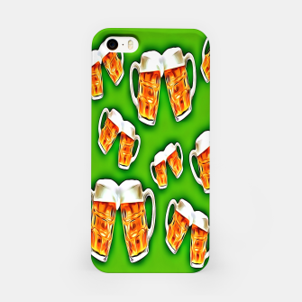 Miniaturka Beers forever-Green Carcasa por Iphone, Live Heroes