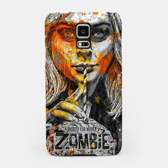 Zombie Samsung Case thumbnail image