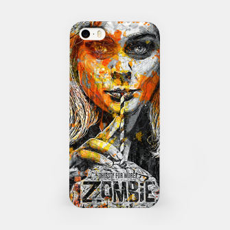 Thumbnail image of Zombie iPhone Case, Live Heroes