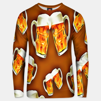 Thumbnail image of Beers forever-Brown Sudadera unisex, Live Heroes