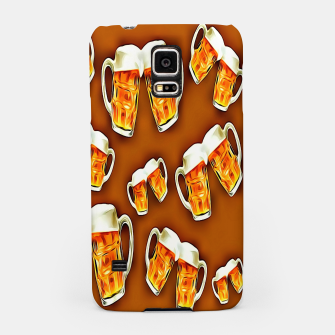 Thumbnail image of Beers forever-Brown Carcasa por Samsung, Live Heroes