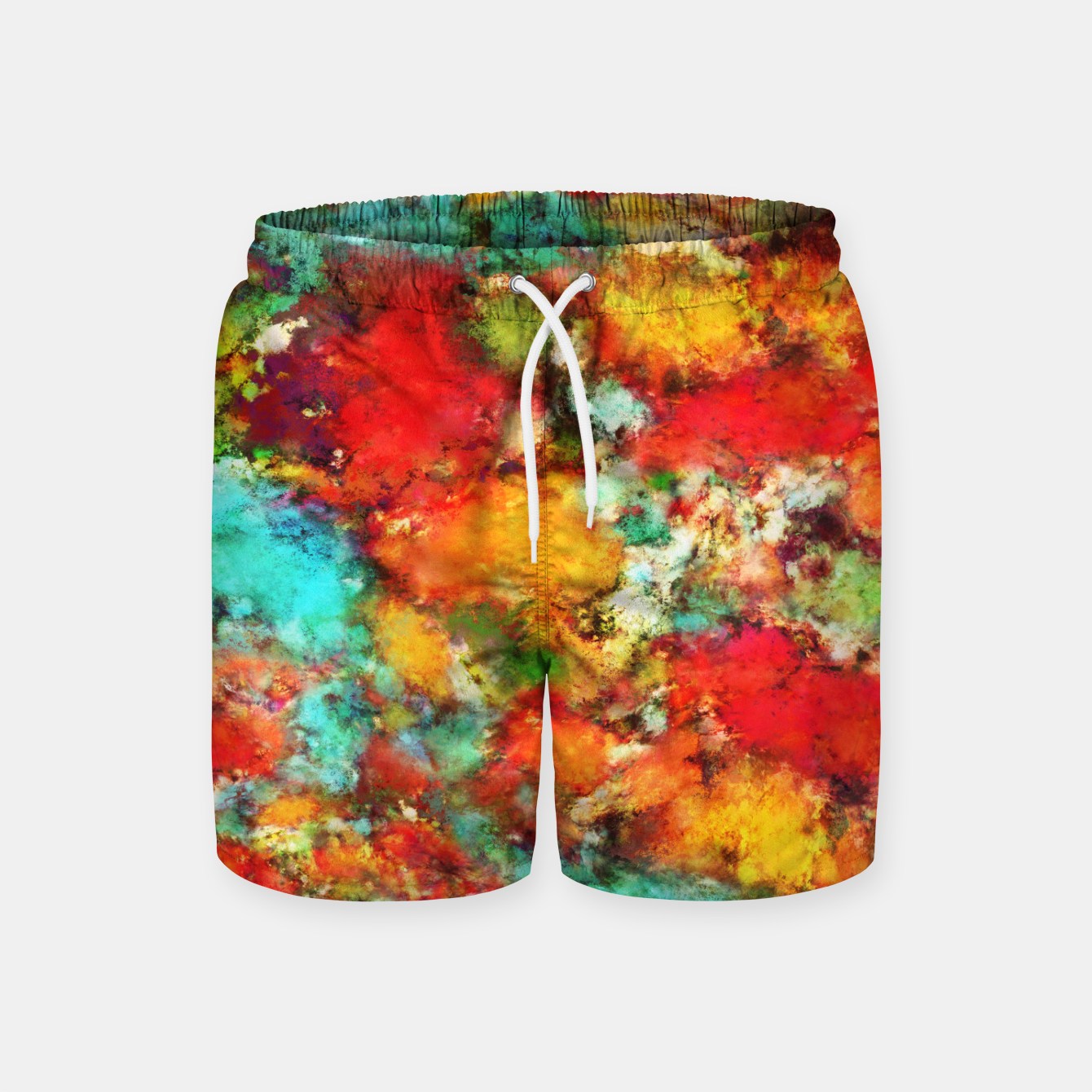 Image of Baddest Swim Shorts - Live Heroes