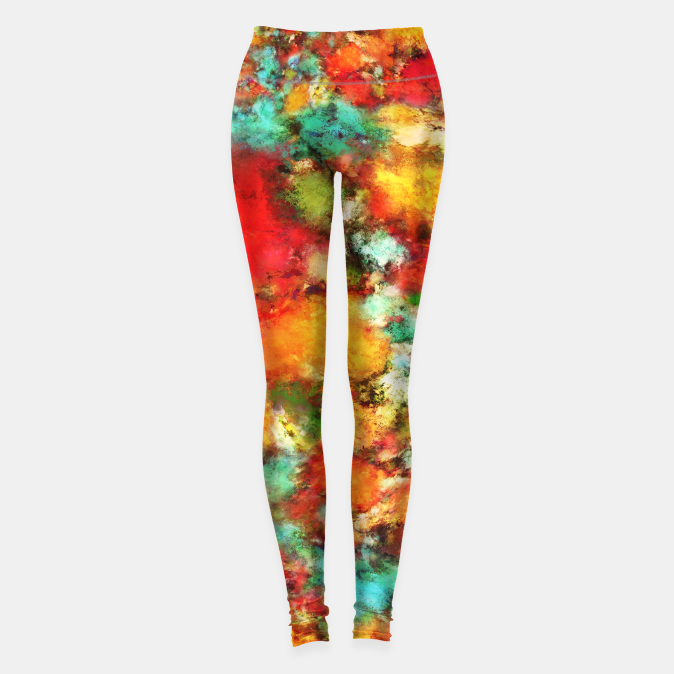 Image of Baddest Leggings - Live Heroes