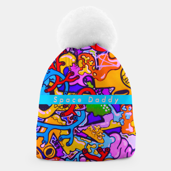 Thumbnail image of Tentacle Daddy Beanie, Live Heroes