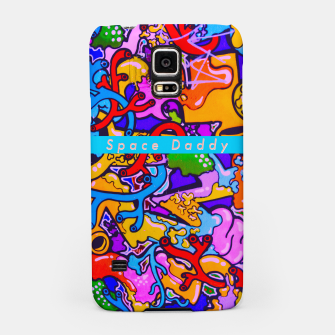 Thumbnail image of Tentacle Daddy Samsung Case, Live Heroes