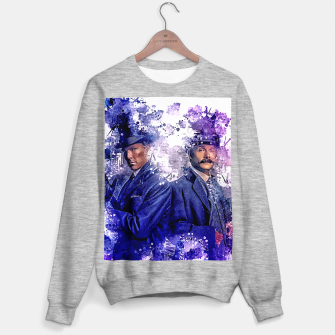 Thumbnail image of detectives Sweater regular, Live Heroes