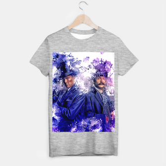 Thumbnail image of detectives T-shirt regular, Live Heroes
