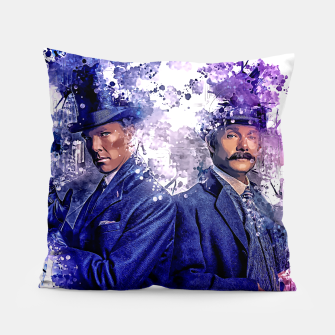 Thumbnail image of detectives Pillow, Live Heroes