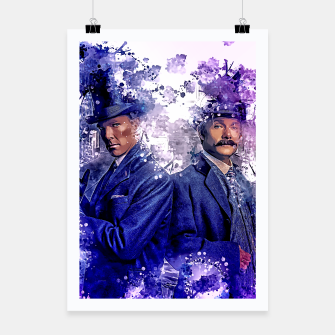 Thumbnail image of detectives Poster, Live Heroes