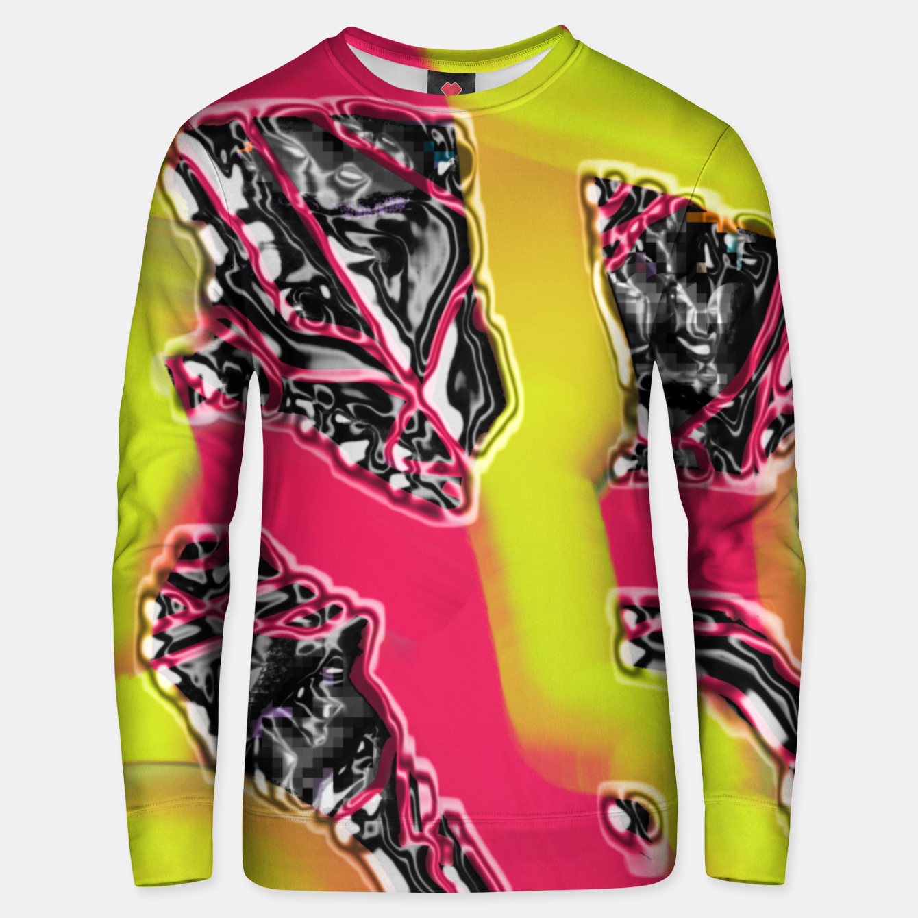 Image of Fire Bluza unisex - Live Heroes