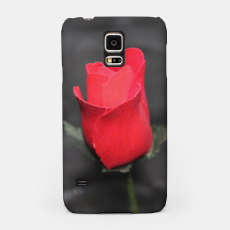 Photo Roses Rouge Étui pour Samsung thumbnail image