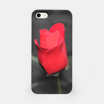 Photo Roses Rouge Étui pour Iphone thumbnail image