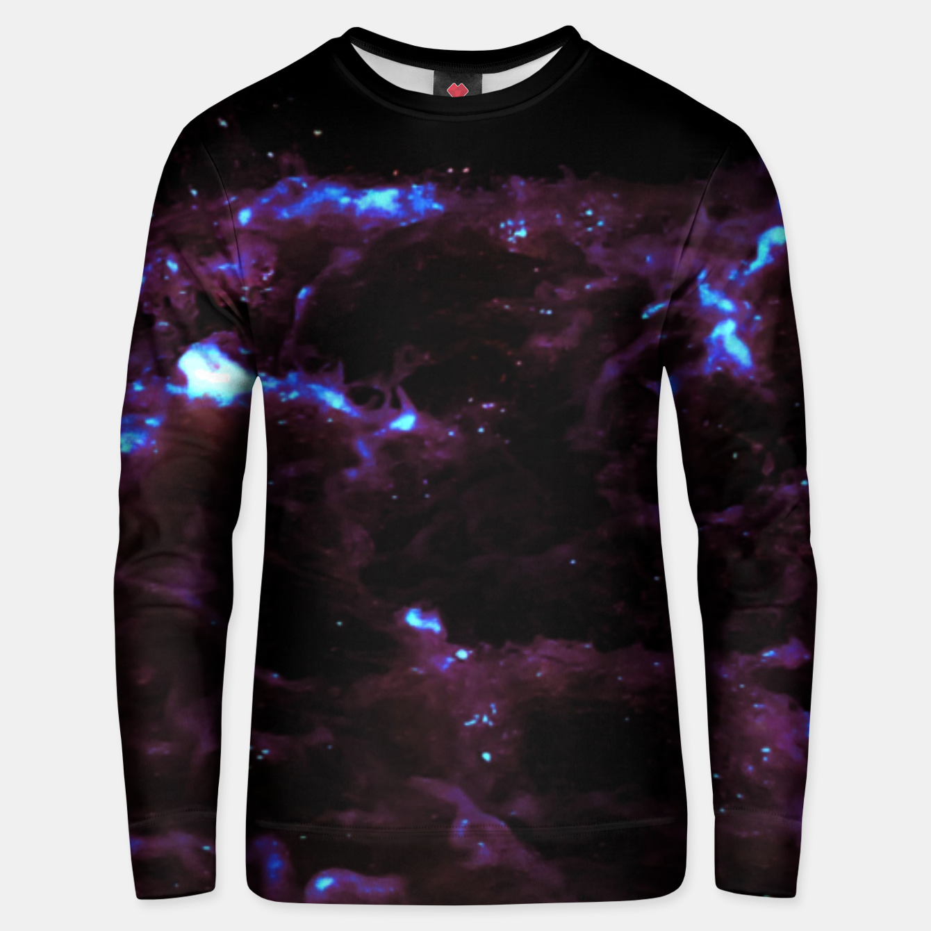 Image of Galaxia Sudadera unisex - Live Heroes