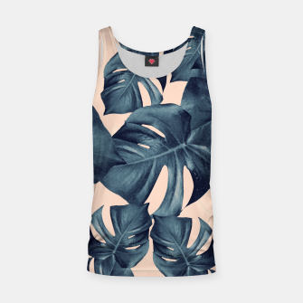 Monstera Leaves Pattern #6 #tropical #decor Muskelshirt  thumbnail image