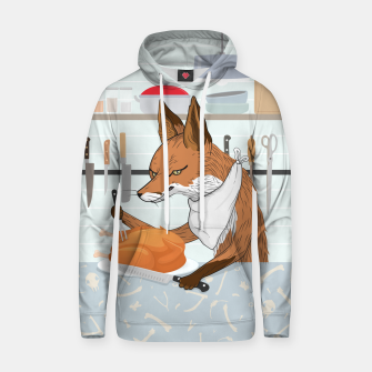 Hearty Dinner Time in Fox's Kitchen Hoodie thumbnail image