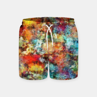 Thumbnail image of Simmer Swim Shorts, Live Heroes
