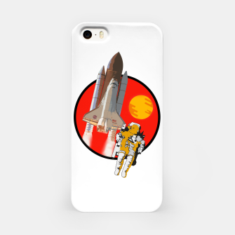 Thumbnail image of Rosette iPhone Case, Live Heroes