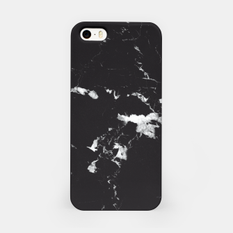 Miniaturka Black Marble #3 #decor #art  iPhone-Hülle, Live Heroes