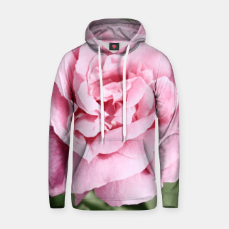 Thumbnail image of Photo Fleur Roses Sweat à capuche , Live Heroes