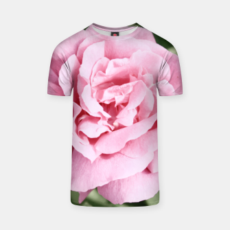 Thumbnail image of Photo Fleur Roses T-shirt, Live Heroes