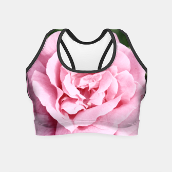 Thumbnail image of Photo Fleur Roses Crop Top, Live Heroes