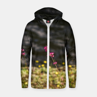By the river Zip up hoodie thumbnail image