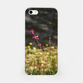 By the river iPhone Case thumbnail image