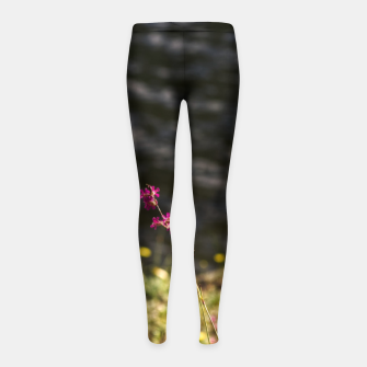 Imagen en miniatura de By the river Girl's leggings, Live Heroes
