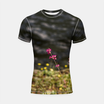 By the river Shortsleeve rashguard thumbnail image