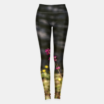 Miniaturka By the river Leggings, Live Heroes