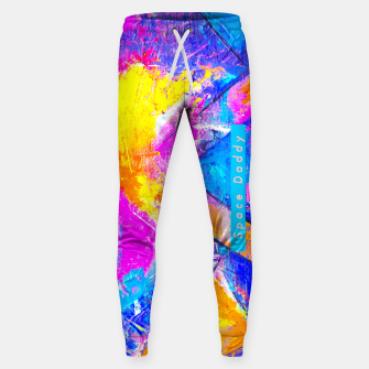 Thumbnail image of Splash Colours On Me Daddy Sweatpants, Live Heroes
