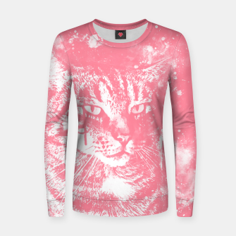 Thumbnail image of koko the cat wspw Women sweater, Live Heroes