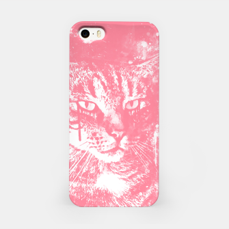 Thumbnail image of koko the cat wspw iPhone Case, Live Heroes