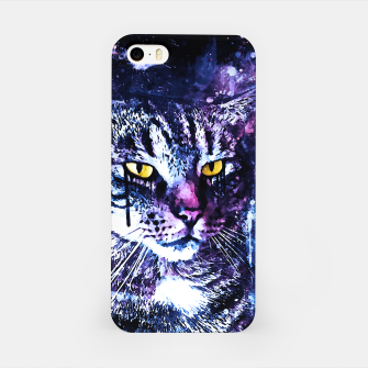 Thumbnail image of koko the cat wslbb iPhone Case, Live Heroes