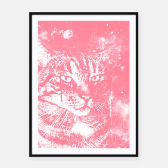 Miniatur koko the cat wspw Framed poster, Live Heroes