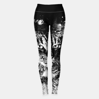 Miniaturka koko the cat wsbw Leggings, Live Heroes