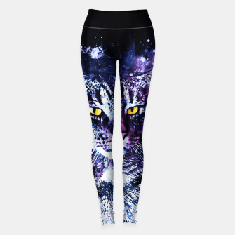 Miniaturka koko the cat wslbb Leggings, Live Heroes