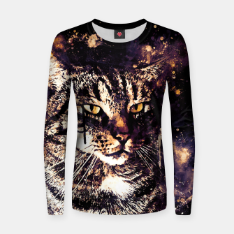 Thumbnail image of koko the cat wsls Women sweater, Live Heroes