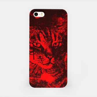 Thumbnail image of koko the cat wscr iPhone Case, Live Heroes