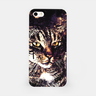 Thumbnail image of koko the cat wsls iPhone Case, Live Heroes