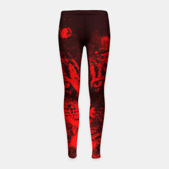 Imagen en miniatura de koko the cat wscr Girl's leggings, Live Heroes