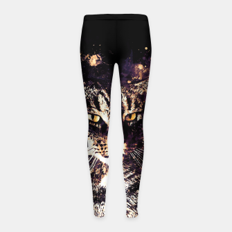 Imagen en miniatura de koko the cat wsls Girl's leggings, Live Heroes